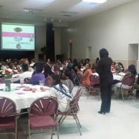 CIS Mother Daughter Event